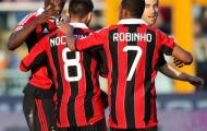 Chùm ảnh: Super Mario tỏa sáng, Milan 'đè bẹp' Pescara