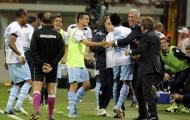 Chùm ảnh: Inter đại bại trước Lazio ngay tại Giuseppe Meazza