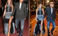 Vợ sắp cưới của Boateng khoe chân dài miên man