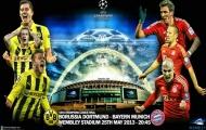 Chùm ảnh: Hành trình tiến đến trận chung kết của Borussia Dortmund và Bayern Munich