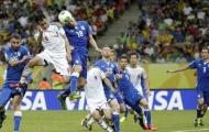 Chùm ảnh: Chiến thắng điên rồ của Italia trước Nhật Bản