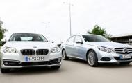 BMW và Mercedes-Benz tiếp tục dẫn đầu phân khúc xe sang tại Mỹ