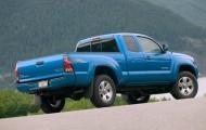 Toyota thu hồi 342.000 xe Tacoma