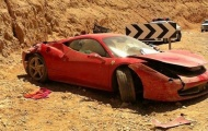 Độ an toàn của Ferrari 458 Italia