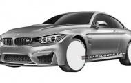 Phiên bản sản xuất BMW M4 Coupe xuất hiện