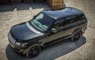 Range Rover Vogue được biến hóa thành 'nữ thần'