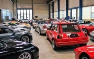 Bộ sưu tập siêu xe bất ngờ tại 'vương quốc đồng hồ'