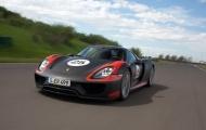 Porsche 918 Spyder 'yếu' hơn McLaren P1 và LaFerrari