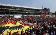 F1 - Italian GP: Tạm biệt châu Âu!