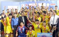 Hà Nội T&T lần đầu vô địch U21 Quốc gia