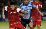 U21 Việt Nam tại giải quốc tế ở Ninh Thuận: Đã quậy còn đá xấu