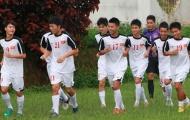 Đội tuyển U19 Việt Nam tập trung chuẩn bị cho Cúp Nutifood 2014