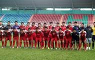 Cúp Tứ hùng 2014: U19 Việt Nam gặp U19 AS Roma ở trận đầu ra quân