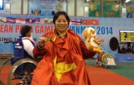 ASEAN Para Games VII- Myanmar 2014: Ngày thi đấu thứ 3: Nhiều kỷ lục được thiết lập