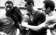 World Cup 1958: Pele xuất hiện, Brazil gặt vàng