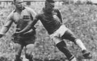 Khoảnh khắc World Cup: 'Vua' Pele ra mắt (1958)