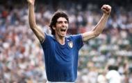 """Người hùng World Cup: Paolo Rossi – Từ """"zero"""" tới """"hero"""""""