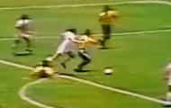 Video: Xem lại trận cầu Anh 0-1 Brazil (World Cup 1970)