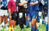 """Khoảnh khắc World Cup: """"Cậu bé vàng"""" Maradona dùng ma túy (1994)"""