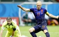 Khoảnh khắc World Cup: Thất bại choáng váng của người Tây Ban Nha (2014)