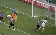 Khoảnh khắc World Cup: Uruguay thua sốc Costa Rica (2014)