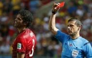Khoảnh khắc World Cup: Chiếc thẻ đỏ của Pepe