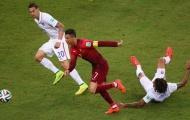 Khoảnh khắc World Cup: Những pha đảo chân như 'rang lạc' của Cristiano Ronaldo