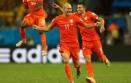 Arjen Robben – người hùng 'thầm lặng'