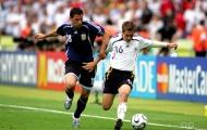 6 cuộc đối đầu Đức – Argentina trong lịch sử World Cup
