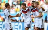 Vận mệnh nằm trong tay người Đức
