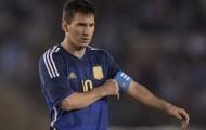 Định mệnh của Lionel Messi