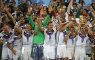 Thư gửi anh hai và giấc mơ của đội tuyển Đức