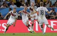 Đội tuyển Đức: Chiến thắng của quá khứ, hiện tại và tương lai