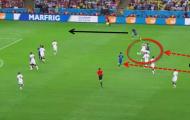 Đức giành chức vô địch trong 120 giây như thế nào