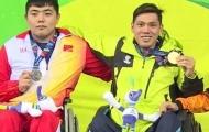 Thể thao người khuyết tật Việt Nam thắng lớn ở châu lục