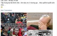 Phương Thanh đòi 'xử' CĐV Malaysia ở sân Mỹ Đình?