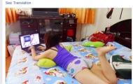 Cô gái hứa khỏa thân nếu Việt Nam bị loại