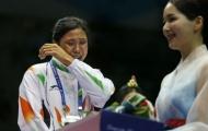 Nữ võ sĩ từ chối nhận huy chương ở Asiad lĩnh án