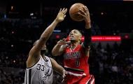 Đánh bại Spurs, Portland lần đầu vượt mặt Memphis