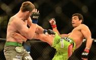 Dollaway phải nghỉ 6 tháng sau thảm bại tại UFC Fight Night 58