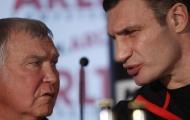 'Sư phụ' của anh em nhà Klitschko qua đời