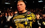 WWE không còn đủ sức giữ chân Brock Lesnar