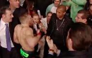 May cho McGregor, Aldo là người sùng đạo