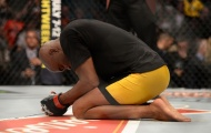 UFC 183: Trở lại sau hơn 1 năm và Anderson Silva đã bật khóc