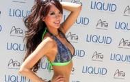 Azusa Nishigaki, ring girl người Nhât hội tụ vẻ đẹp Á Đông