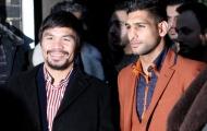 Amir Khan không tin trận Mayweather Jr và Manny Pacquiao diễn ra