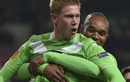 Video: Kevin de Bruyne tỏa sáng, Wolfsburg đánh bại Inter Milan