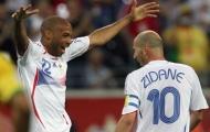 Henry và Zidane vẫn chưa sẵn sàng làm 'thầy'