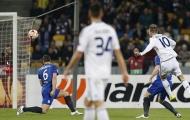 Video Dynamo Kiev 5-3 Everton: Everton gục ngã dưới cơn mưa bàn thắng