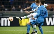 Video Inter 1-2 Wolfsburg: 'Thánh Bendtner' chấm dứt giấc mơ Europa League của Inter